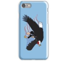 Larry David in America iPhone Case/Skin