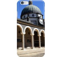 Church of the Beatitudes iPhone Case/Skin