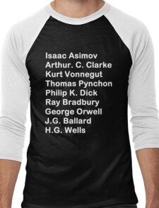 Sci fi 2 Men's Baseball ¾ T-Shirt