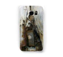 Rust and Splinters Samsung Galaxy Case/Skin