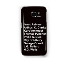 Sci fi 2 Samsung Galaxy Case/Skin