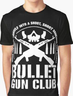 Bullet Gun Club Graphic T-Shirt