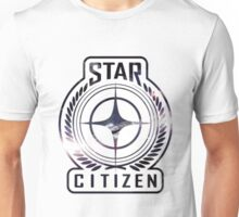 Star Citizen Logo Unisex T-Shirt