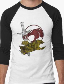 The Sword & Claw Men's Baseball ¾ T-Shirt