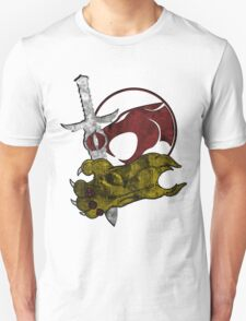 The Sword & Claw Unisex T-Shirt