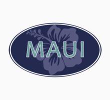 MAUI - HAWAII by robotface