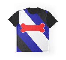 Puppy Pride Flag Graphic T-Shirt