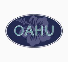 OAHU - HAWAII by robotface