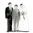 A Kazakh Wedding by Daniel Gallegos