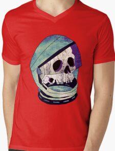spacehead Mens V-Neck T-Shirt