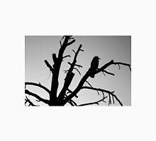 Raven Tree II BW Unisex T-Shirt