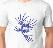 Blue Dragon Unisex T-Shirt