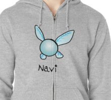 Navi The Fairy Zipped Hoodie