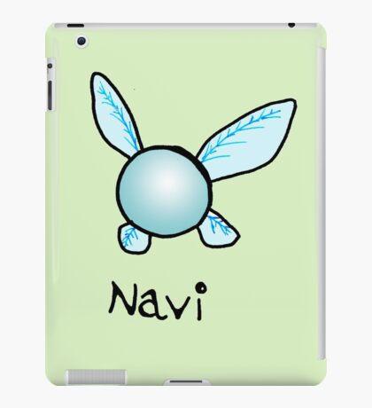 Navi The Fairy iPad Case/Skin