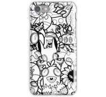 The Monsters In My Mind iPhone Case/Skin
