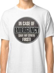 Save my synth Classic T-Shirt