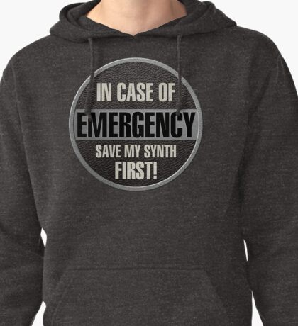 Save my synth Pullover Hoodie