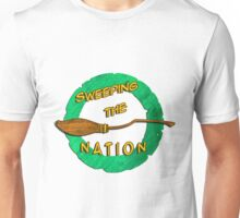 Sweeping the Nation Unisex T-Shirt