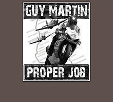 Guy Martin 'Proper Job' design Unisex T-Shirt