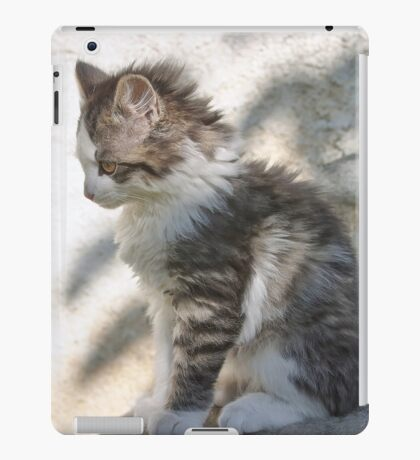 Young fluff iPad Case/Skin