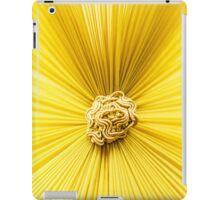 Vintage Abstract Texture iPad Case/Skin