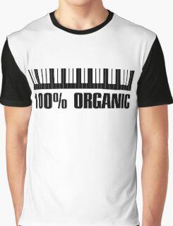 100 organic Graphic T-Shirt