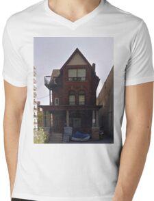 House Of Balloons Mens V-Neck T-Shirt