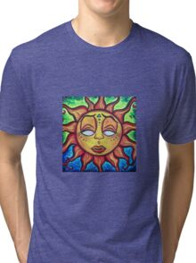 Spirit Sun Tri-blend T-Shirt