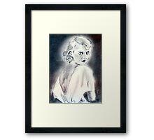 Bette Davis Framed Print