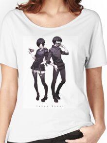 Tokyo Ghoul Touka Ken Women's Relaxed Fit T-Shirt