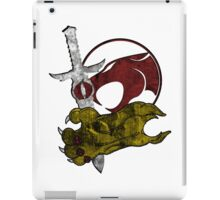 The Sword & Claw iPad Case/Skin