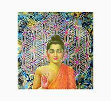 Sacred Geometry Buddha Unisex T-Shirt