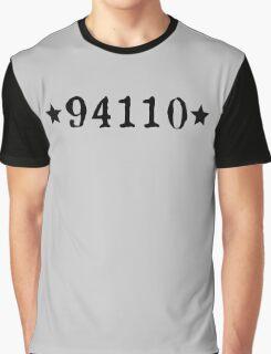 San Francisco Castro District 94110 Graphic T-Shirt