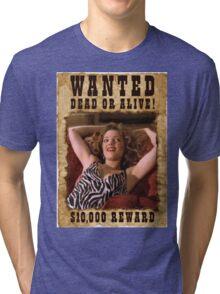 Buffy Glory Wanted 2 Tri-blend T-Shirt