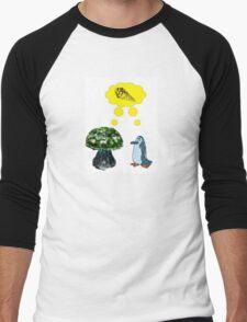 Great Minds Men's Baseball ¾ T-Shirt