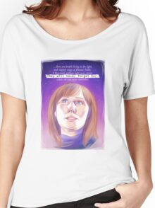 Never forget Donna Noble Women's Relaxed Fit T-Shirt