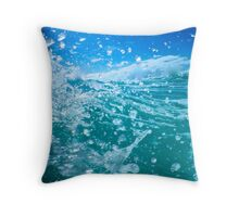 Cancun-Beach Throw Pillow