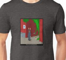 Not-so-giving tree Unisex T-Shirt