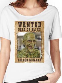 Buffy Gnarl Demon Wanted Women's Relaxed Fit T-Shirt