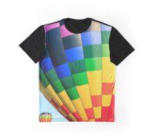 Hot Air Balloons Quechee Vermont Graphic T-Shirt