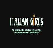 Italian - Italian Girls Unisex T-Shirt