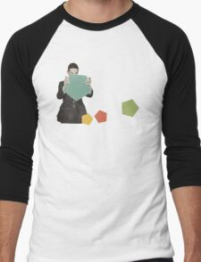 Discovering New Shapes Men's Baseball ¾ T-Shirt