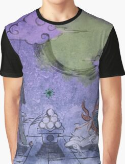 Purple Mist Graphic T-Shirt
