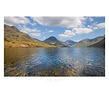 Wast Water Photographic Print