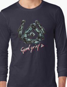 Wtchng Thrgh My Fngrs // GG Long Sleeve T-Shirt