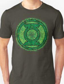 Superhero Spray Paint - Green Lantern T-Shirt