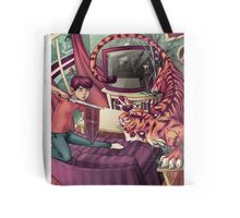 A Fierce Imagination Tote Bag