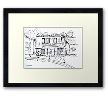 Lord Stow's Bakery  Framed Print