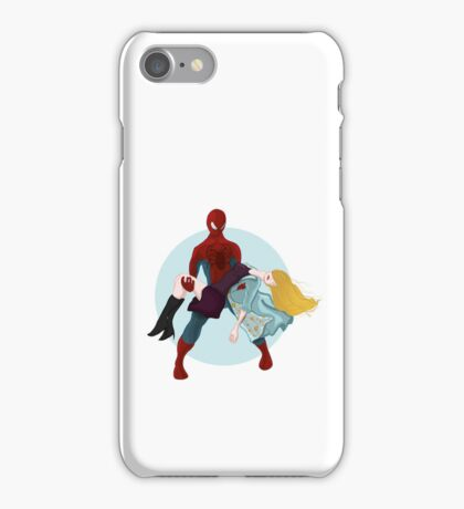 The Amazing Spider Man - The Night Gwen Stacy Died  iPhone Case/Skin
