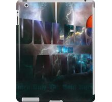 Unleash The Madness Only The Bold iPad Case/Skin